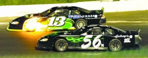 South Sound Speedway offers racing in Rochester just south of Tenino Saturday through September.